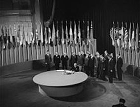 Hidden History of the World Controllers  UN_Charter_1945